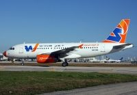 Photo: Windjet, Airbus A319, N501NK