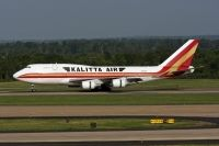 Photo: Kalitta Air, Boeing 747-400, N741CK