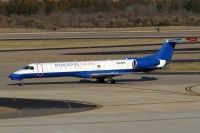 Photo: Trans States Airlines, Embraer EMB-145, N806HK