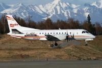 Photo: PenAir, Saab SF340, N675PA