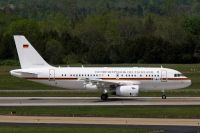 Photo: Luftwaffe, Airbus A319, 15+01