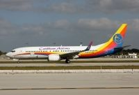 Photo: Caribbean Airlines, Boeing 737-800, 9Y-JMA