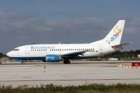 Photo: Bahamasair, Boeing 737-500, C6-BFD