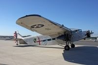 Photo: United States Army, Ford 5-AT Tri-motor, NC8419