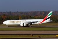 Photo: Emirates, Boeing 777-200, A6-EWJ