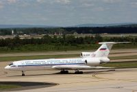 Photo: Y.A. Gagarin Cosmonaut Training Center, Tupolev Tu-154, RA-85655