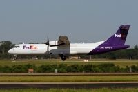 Photo: FedEx Feeder, ATR ATR 72, N802FX