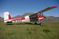 Photo: Untitled, Cessna 180, TF-KAH