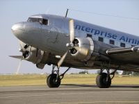 Photo: Enterprise Airlines, Douglas C-47, CF-OOW