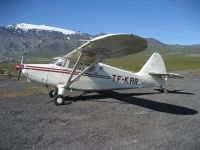 Photo: Untitled, Stinson 108 Voyager, TF-KAR
