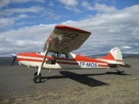 Photo: Untitled, Cessna 170, TF-MOS
