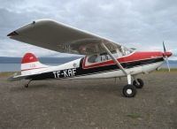 Photo: Untitled, Cessna 170, TF-KAF