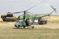 Photo: Sharz Aviation - Agriculture Division, Mil Mi-2, RA-23708