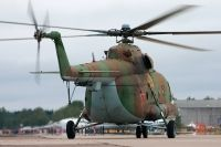 Photo: Russian Air Force, Mil Mi-8, 03 yellow