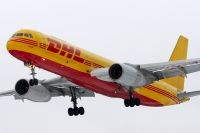 Photo: DHL, Tupolev Tu-204, RA-64024