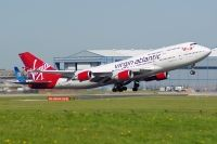 Photo: Virgin Atlantic Airways, Boeing 747-400, G-VROY