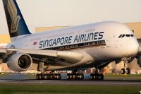 Photo: Singapore Airlines, Airbus A380, 9V-SKC