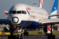 Photo: British Airways, Boeing 757-200, G-BPED