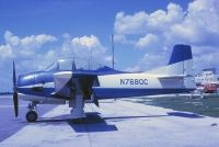 Photo: Untitled, North American T-28 Trojan, N7680C