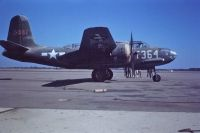 Photo: United States Air Force, Douglas A-20 Havock, 40-081