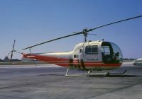 Photo: Air-Florida Inc., Bell 47G, N5173B