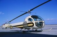 Photo: Untitled, Bell 47G, N985B