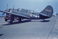 Photo: United States Navy, Curtiss A-25 Helldiver, A2-79801