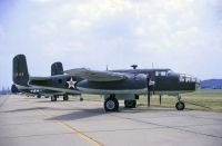 Photo: United States Air Force, North American B-25 Mitchell, 02344