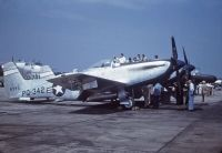 Photo: United States Air Force, North American F-82 Twin Mustang, 6342