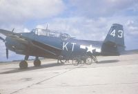 Photo: United States Navy, Grumman TBM-3 Avenger, 25579