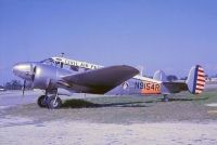 Photo: Civil Air Patrol, Beech 18, N9154R