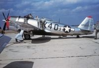 Photo: United States Air Force, Republic P-47 Thunderbolt, 42-29379