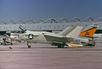 Photo: United States Navy, Vought F-8 Crusader, 150297