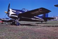 Photo: Untitled, Grumman FM-2 Wildcat, N18PK