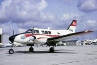 Photo: Federal Aviation Admin (FAA), Beech Queen Air 65-80, N146