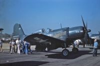 Photo: United States Navy, Vought F2G-1 Corsair, 88458