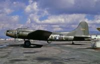 Photo: United States Air Force, Boeing B-17 Flying Fortress, 42-5053