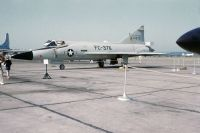 Photo: United States Air Force, Convair F-102 Delta Dagger, 41376