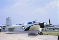 Photo: United States Air Force, Douglas A-1 Skyraider, 32649