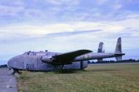 Photo: United States Air Force, Fairchild C-82 Packet, 44-23919