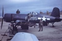 Photo: United States Navy, Vought F4U Corsair, 97419
