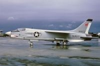 Photo: United States Navy, Vought F-8 Crusader, 145553