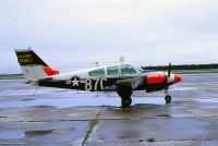 Photo: United States Army, Cessna 310, 12687
