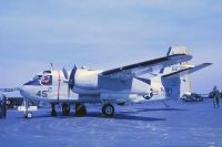 Photo: United States Navy, Grumman S-2A Tracker, 149235