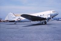Photo: United States Air Force, Douglas C-47, 43-49688