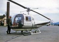 Photo: Bell Helicopter Company, Bell 47G, N8445E