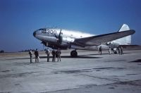 Photo: United States Air Force, Curtiss C-46 Commando, 41-12300