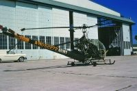 Photo: United States Army, Bell 47G, 62272