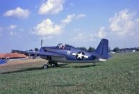 Photo: United States Navy, Grumman FM-2 Wildcat, N56543