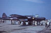 Photo: United States Air Force, Northrop F-15 Black Widow, 42-39572